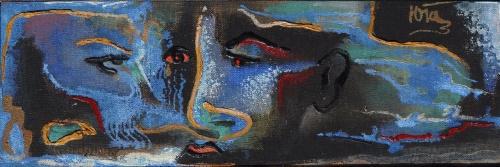 Акварели Юлия Гальперина (15 работ)