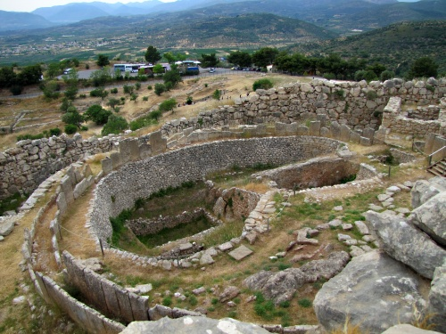 Фото экскурсия - Греция - Микены (45 фото)