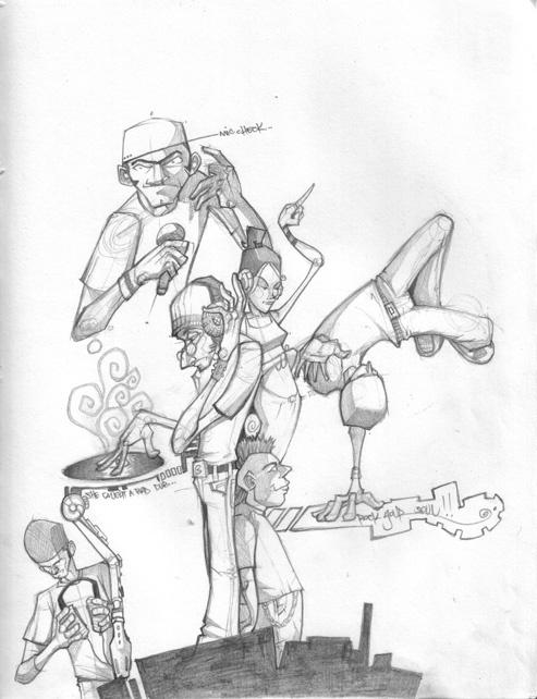 Художник иллюстратор Francisco Perez (pac23) (174 работ)
