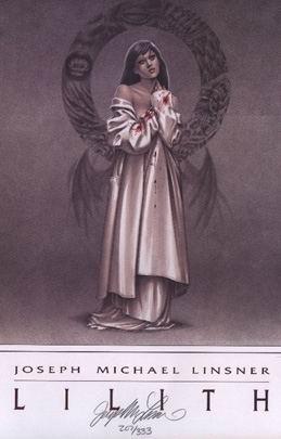 Большая подборка работ от иллюстратора Джозеф Майкл Линсер (Joseph Michael Linsner) (570 работ) (2 часть)