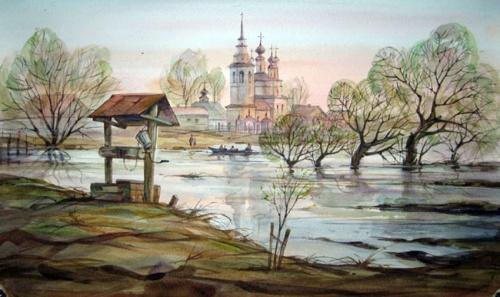 Художник Сергей Теплов (119 работ)