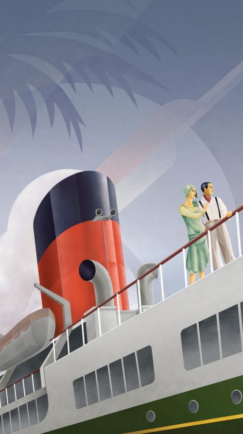 Иллюстрации от Stephen Fuller (45 работ)