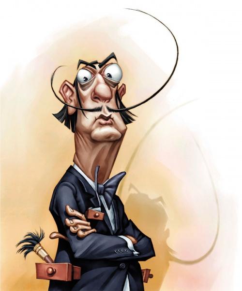 Карикатуры иллюстратора - Vladymyr Lukash (36 работ)
