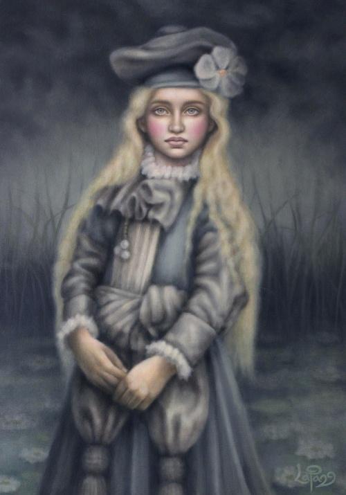 Artworks by Viktoria La Paz (40 работ)