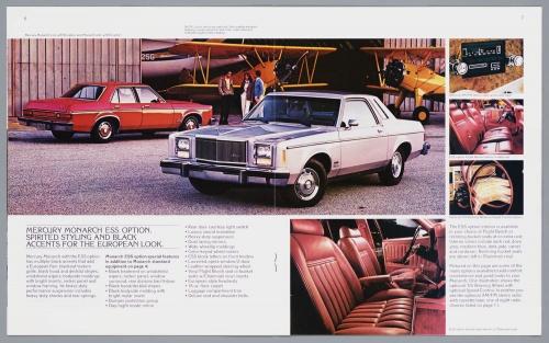 Dutch Automotive History (part 48) Mercury (170 фото)