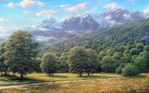 Новые работы Аркадия Олейника (89 работ)