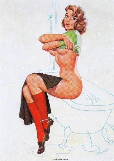 Художник - иллюстратор Bill Randall (73 работ)