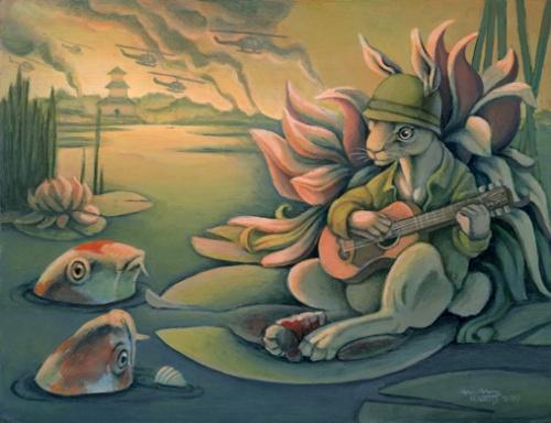 Heather Watts Art (61 работ)
