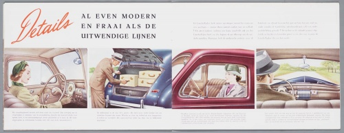 Dutch Automotive History (part 43) Lincoln (115 фото)