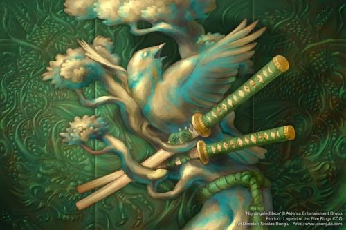 Цифровой художник Jason Juta (96 работ)