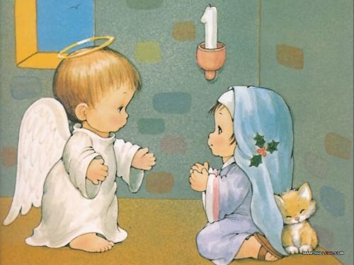 The Christmas Story of Ruth J. Morehead  Рождественская история от Ruth J. Morehead (22 работ)