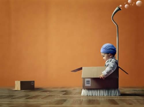 Creative Examples of Conceptual Photo Manipulation Art (39 фото)