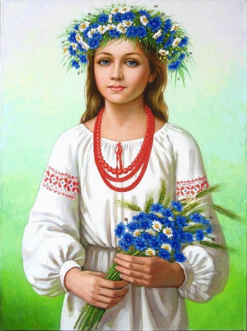 Художник Проклов Владимир - Портреты современников (13 работ)