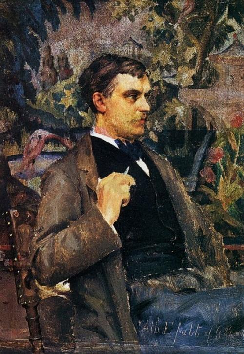 Gunnar Berndtson (1854 - 1895) (22 работ)