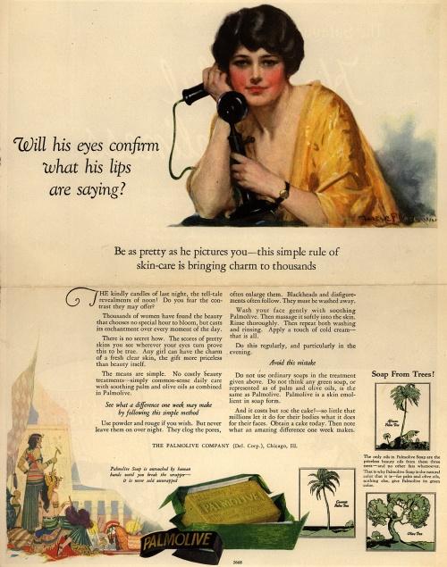 Реклама мыла 1920-е (128 фото)