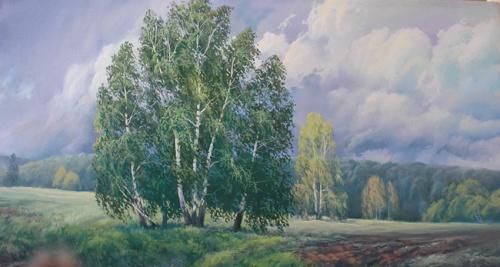 Художник Алексей Васильев (70 работ)