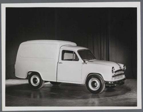 Dutch Automotive History (part 49) Morris (279 фото)