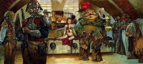 """Принцесса Лея Органа из легендарного фильма """"Звездные Войны"""" (383 работ)"""