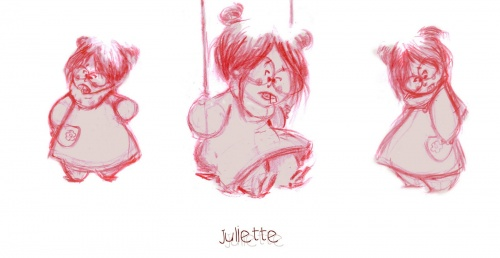 Иллюстратор Caroline Piochon (23 работ)