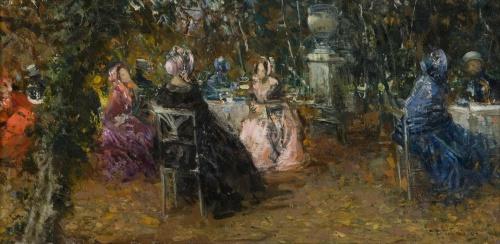 Художник Luca Postiglione (1876-1936) (43 работ)