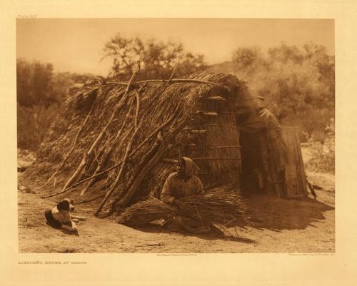 Индейцы Эдварда Шериффа Кертиса | XXe | Indians by Edward Sheriff Curtis (335 работ) (1 часть)