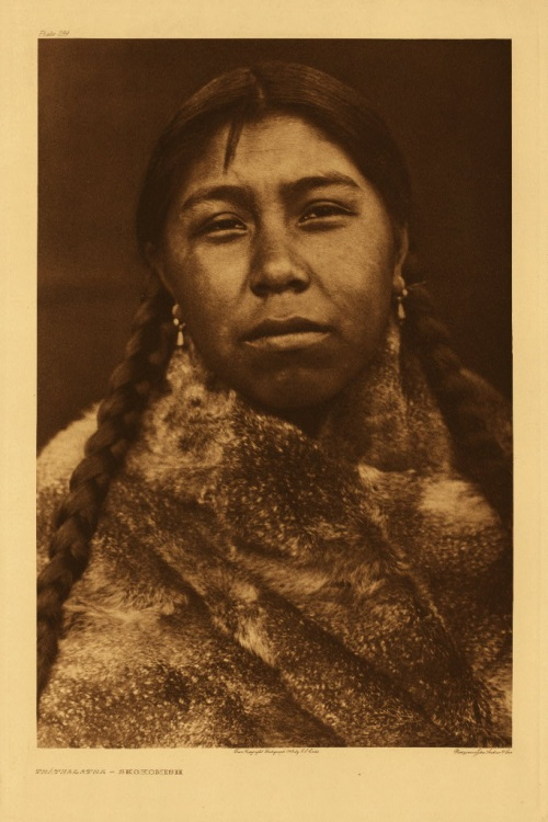 Индейцы Эдварда Шериффа Кертиса | XXe | Indians by Edward Sheriff Curtis (335 работ) (1 часть)