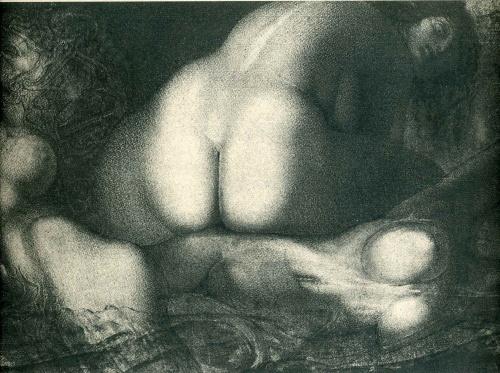 Работы Ernst Fuchs (96 работ)