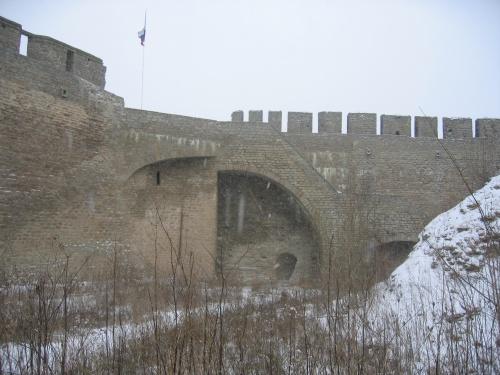 Фото экскурсия - Крепость Ивангород (87 фото) (1 часть)