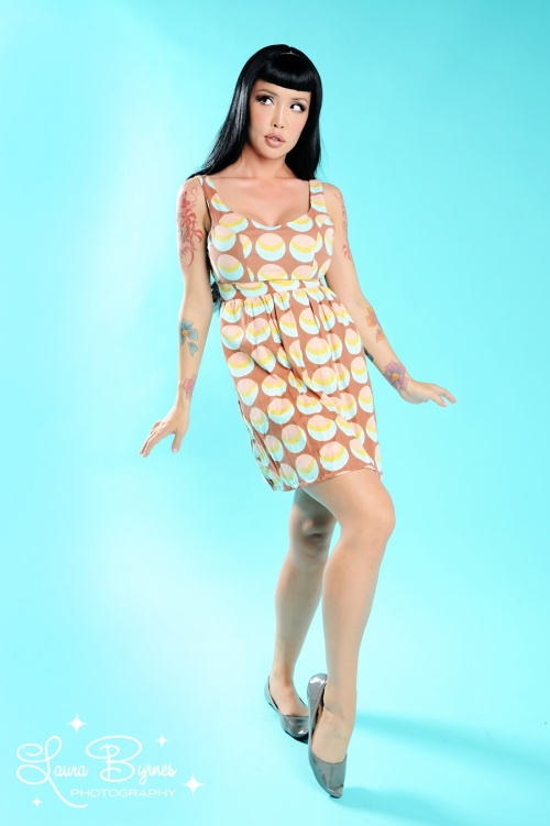 Photo Pin-up Girl Clothing (290 фото)