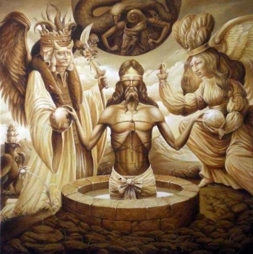 Художник Павел Мещеряков. Живопись (126 работ)
