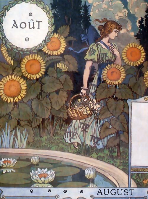 Художник-иллюстратор Eugene Samuel Grasset (271 работ)