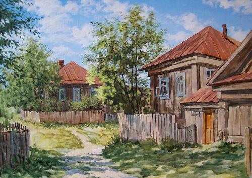 Художник Юрий Мартюшев (28 работ)