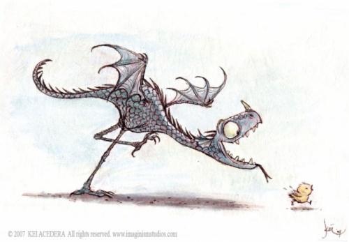 Иллюстраторы Bobby Chiu и Kei Acedera (2011) (93 работ)
