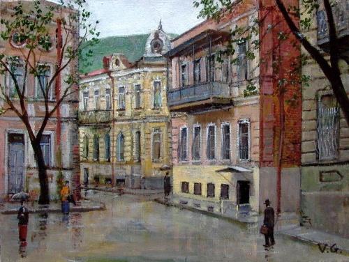 Художник Вепхвадзе Джованни (52 работ)
