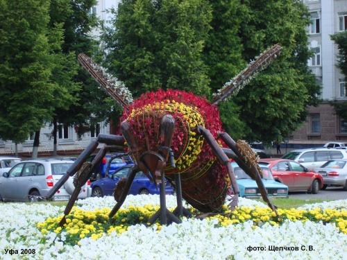 Фото экскурсия - Уфа (Архитектура, памятники, парки и другие интересные места) (165 фото) (2 часть)