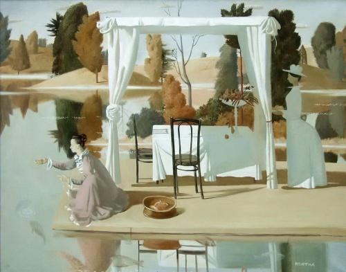 Живопись. Агафья Белая (17 работ)