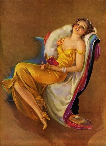 Художник - иллюстратор Jules Erbit (Дополнение) (92 работ)