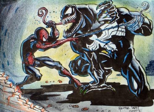 Hector Lopez Art (94 работ)