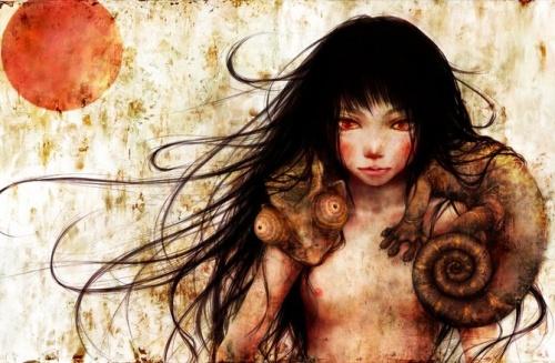 Иллюстратор Shiho Enta (53 работ)