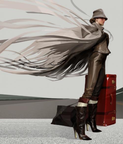 Работы - Zhang Weber (42 работ)