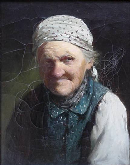 Художник Иван Андреевич Пелевин (23 работ)