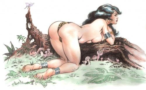 Иллюстратор F. Newton Burcham (98 работ)