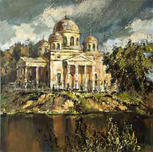 Художник Владимир Шичков (109 работ)