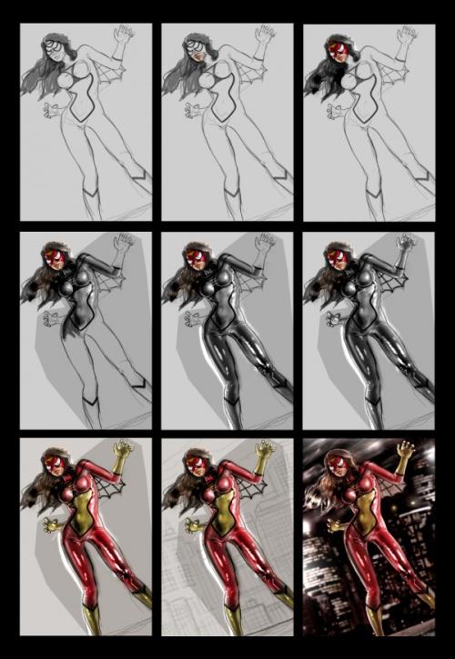The Art of Raffaele Marinetti (100 работ)