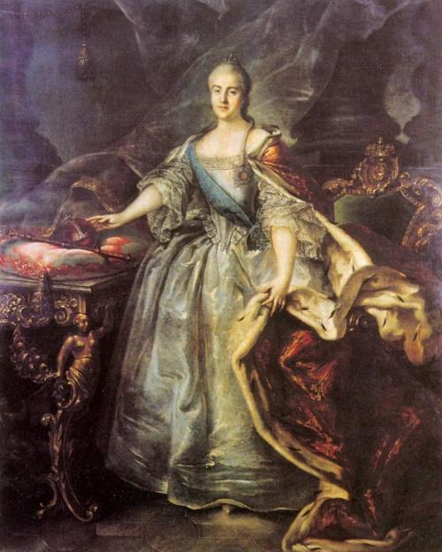 Художник Аргунов Иван Петрович (1729-1802) (30 работ)