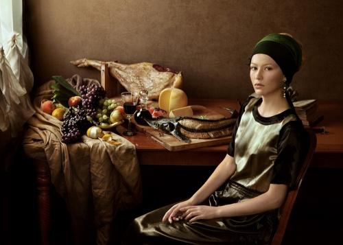 Художественная фотография Андрея Яковлева и Лили Алеевой (26 работ)