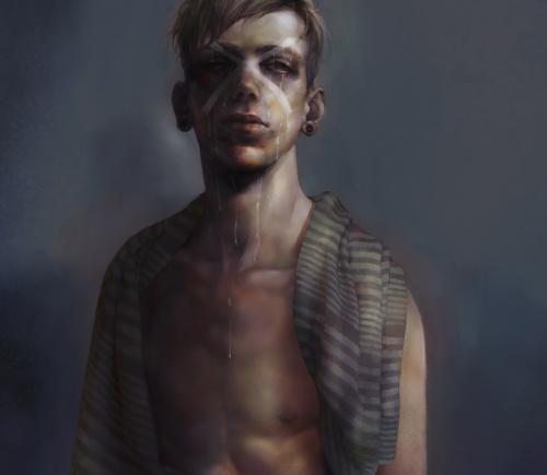 Японский художник YDK Morimoe (47 работ)