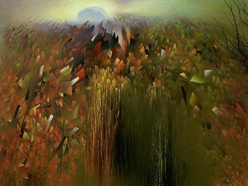 Живопись Ion Sulea Gorj (30 работ)