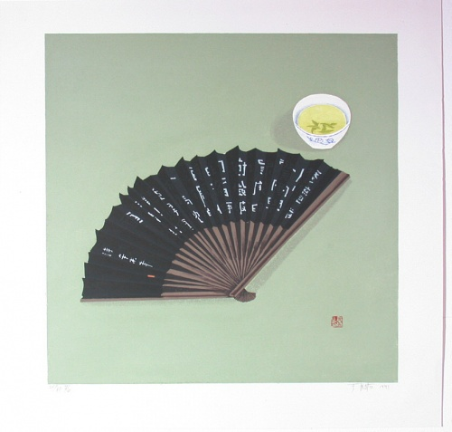 Современная китайская гравюра (153 работ)
