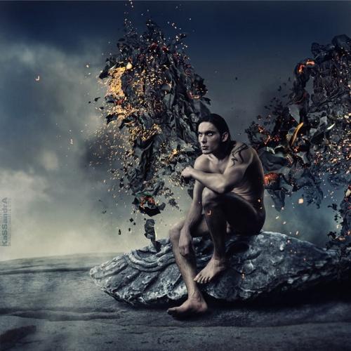 Искаженная реальность Елены Визерской (47 работ)